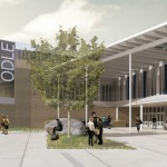 Odle Middle School Render