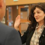 School Board Welcomes Sima Sarrafan