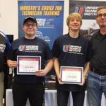 Automotive Technology Students Win First Place