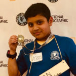 Spiritridge Student Named 2018 Washington Geographic Bee Champion