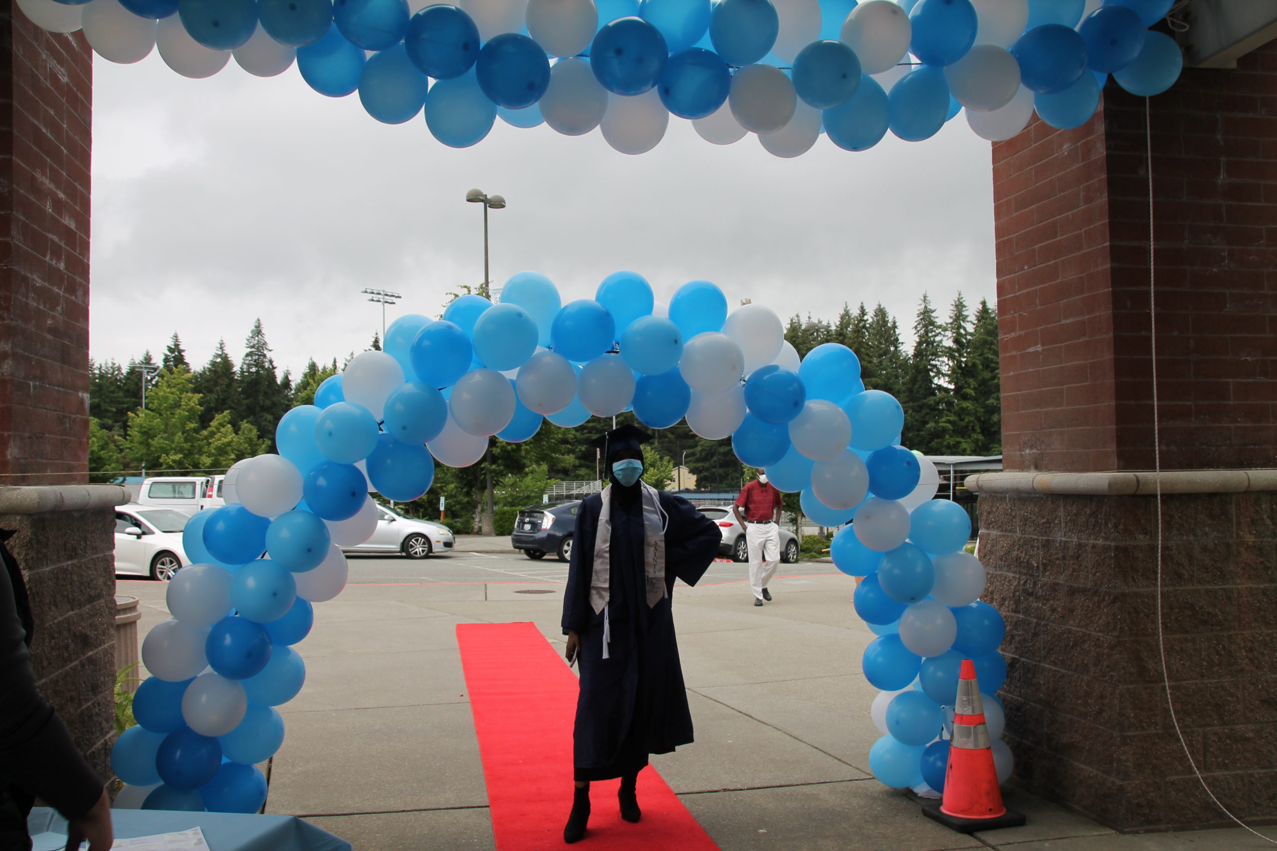 Interlake High School 2020 graduation