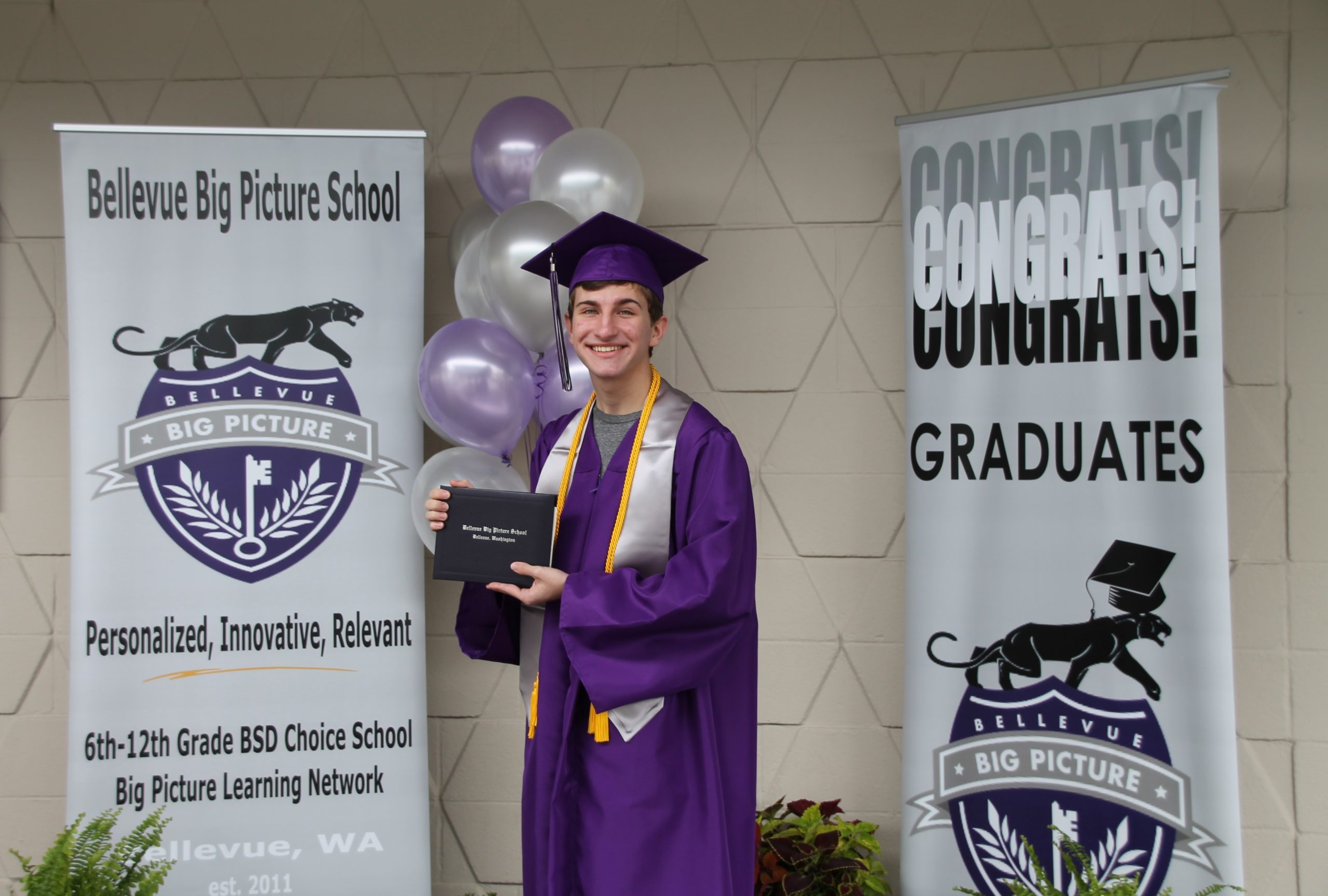 big picture school 2020 graduation